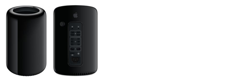 Slide Mac Pro